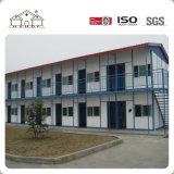 Schnelle Installations-modulares Gebäude-Stahlkonstruktion-Fertighaus-Haus