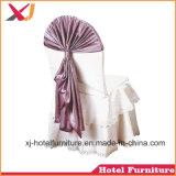 結婚式のためのポリエステル宴会の椅子のカバーか布かホテルまたはレストランまたはホールまたはイベント