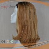 Nessuna parrucca dei capelli umani della frangia (PPG-l-01640)