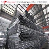 Tubo d'acciaio rotondo saldato di Q235 Pregalvanized