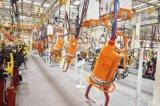 Forme C Portable la pendaison de fabrication de machines de soudage de l'onduleur