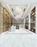 Красивое здание материал для всего тела с мраморным полом каменной плиткой