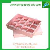 Fachmann kundenspezifischer Papiereinkaufen-Kasten für das Schokoladen-Verpacken