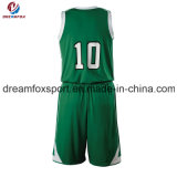 승화 여자 농구 저어지 가득 차있는 운동복 주문 유일한 농구 Unirorms