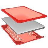 Estojo rígido transparente Anti-choque laptop capa para MacBook Pro 13 15 Com e Sem Barra de toque