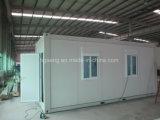 Camera prefabbricata del contenitore di configurazione rapida/ufficio portatile modulare molto piccolo del contenitore