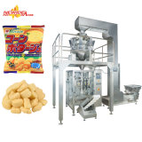 Grosse Größen-Imbiss-Nahrungsmittelverpackungsmaschine