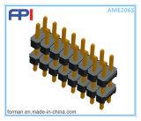 2,0 mm conector de pinos DIP