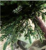 El verde Árbol de navidad artificial planta PE