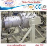 Tubo di plastica del PVC che fa il macchinario dell'espulsione