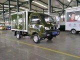 Fabrik-Preis-elektrischer Abfall-LKW mit Unfall-Becken