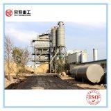 Mistura quente do cilindro fixo do secador planta do asfalto de 120 T/H com baixa emissão