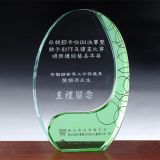 Beste Preis-modische Art-Soem personifizierte Kristallacrylgroßhandelstrophäe