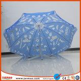 Aktivität verwendeter fester Sun-faltender Regenschirm