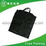 Le prix usine en gros réutilisent la couverture non tissée de procès de sac de vêtement de tissu avec la tirette