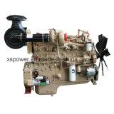Het echte Gebruik van de Dieselmotor Nta855-P400 van Ccec Cummins voor de Apparatuur van de Industrie, de Installatie van de Boor (Demontage van de Installatie, de Versie van de Installatie, Installatie die neer neer de monteren)