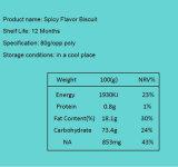 2018 Китайский 80g вкусные жгучий вкус печенья