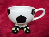 Cartoon cups - Coupe de Soccer