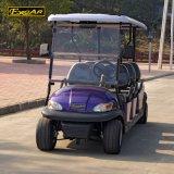Hotel-Golf-Auto-Cer-anerkanntes elektrisches Golfclub-Auto