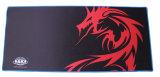 Le modèle fait sur commande de logo font le tapis de souris d'EVA au joueur de souris de garniture de jeu d'ordinateur portable à la souris de clavier d'ordinateur portatif