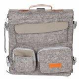 1つのおむつ袋のバックパックの携帯用心配のベッド旅行Bassinetの赤ん坊移動式変更端末に付き高品質3つ