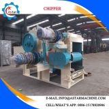 L'exportation vers l'Europe des copeaux de bois solide Making Machine