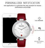 Het slimme Tarief die van het Hart van de Manchet van het Horloge Waterdichte Dame Smart Bracelet controleren
