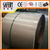 tiras de las bobinas del acero inoxidable del espesor de 0.3m m 0.5m m