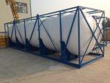물 처리를 위한 GRP 물 저장 탱크 배 콘테이너