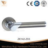 로즈 (Z6138-ZR11)에 Zamak 그리고 알루미늄 문 레버 손잡이