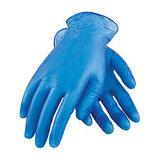 Tinte de cabello desechables guantes de vinilo