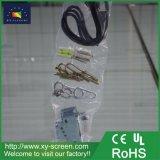 Intelligente elektrische Tabulator-Spannkraft Projektions-Bildschirme/Projektor-Bildschirm mit Qualitäts-Röhrenmotor