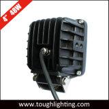 12V de Lichten van de 4 LEIDENE van Epistar van de Duim 48W Vrachtwagen van de Tractor voor de Machines van de Bouw