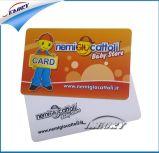 Карточка VIP гольфа клуба SPA/гимнастики полного цвета пластичная