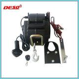 2000-3500Cable eléctrico portátil de la lbs de elevación de la cuerda de malacate barco