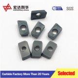 Indexable CNC de alta calidad de carburo inserciones de corte de hierro fundido