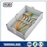 T tapent à pièce jointe d'ABS le cadre imperméable à l'eau extérieur de mètre électrique
