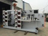 Flexo Drucken-Maschine mit 8 Aufsatz der Farben-zwei