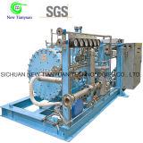 D pulsa a gas de 130series Heliume el compresor de alta presión del diafragma