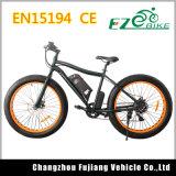 Motor eléctrico al por mayor para la bici, neumáticos gordos Bicicleta eléctrica