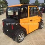 Automobile elettrica in pieno chiusa con la batteria di litio del EEC facoltativa