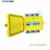 1806 Outdoor IP44 IP67 12 façons prise étanche Mobile électrique boîte de distribution