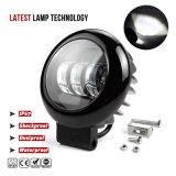 新しいデザイン4inch 30W 4X4黒いLED点車ライト