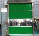 Высокая производительность быстро движущихся электрический сверните на заводе для использования внутри помещений двери