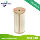 Filtro de combustible de los elementos del separador de agua del combustible de los recambios 1000fg 2020pm