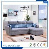 Più nuovo sofà moderno nordico del tessuto 2017 - base di sofà