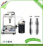 Máquina de rellenar de relleno del cartucho del vaporizador del petróleo de la robusteza del cartucho de Ocitytimes Vape