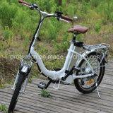 Foldable女性都市電気バイク