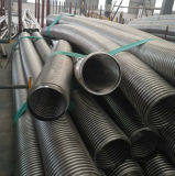 Tubo flessibile ondulato dell'acciaio inossidabile