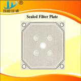 1000X1000mm Center Feeding Chamber Filter Press Plate